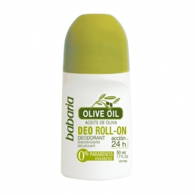 Desodorante roll-on aceite de oliva