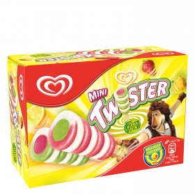 Mini helado Twister Frigo 363 g.