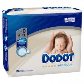 Pañal recién nacido T0 (1.5 a 2.5 kg)