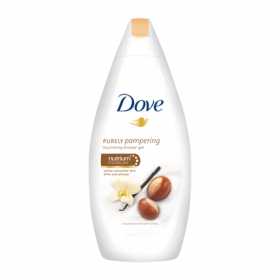 Gel de ducha con karité Dove 500 ml.