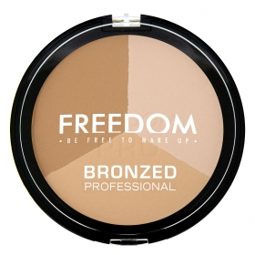 Polvo bronceadores Bronzed Proffesional Warn