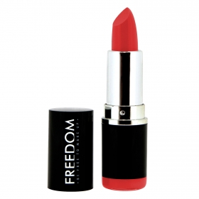 Barra de labios hidratante color Rojo 107