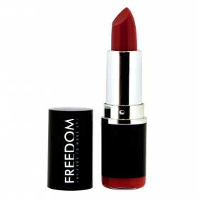 Barra de labios hidratante color Rojo 108