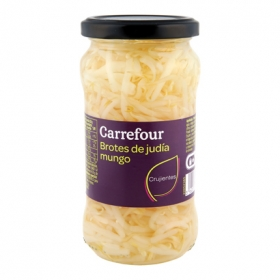 Brotes de soja Carrefour 180 g.