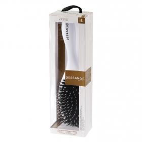 Cepillo neumático de jabalí y nilón doble púas para cabello normal a grueso