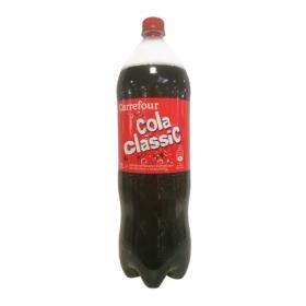 Refresco de cola Carrefour botella 2 l.