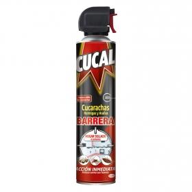 Insecticida spray barrera contra cucarachas, hormigas y arañas