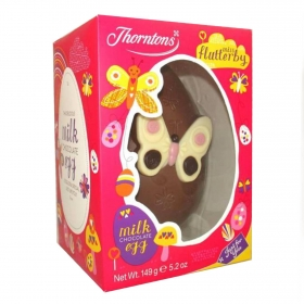Huevo chocolate Butterfly 149 g