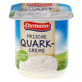 Queso fresco batido Quark Ehrmann 500 g.