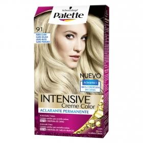 Tinte Intensive Creme Coloration 9.1 Rubio Claro Claro Helado