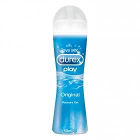 Play Lubricante Original Love Sex Durex 50 ml.
