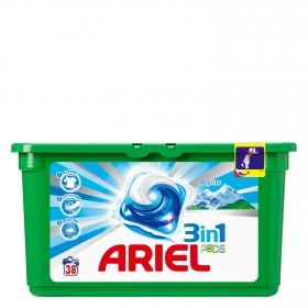 Detergente 3 en 1 en cápsulas Alpes