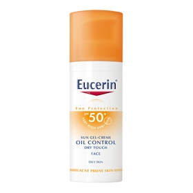 Gel-crema solar Oil Control Dry Touch FP 50+