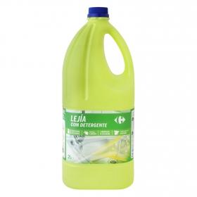 Lejía con detergente limón Especial Cocinas