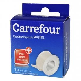 Esparadrapo de papel para pieles sensibles