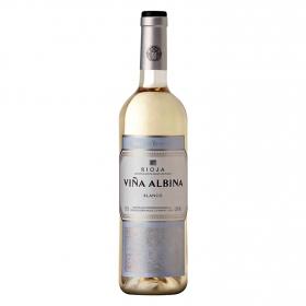 Vino D.O Rioja blanco Viña Albina 75 cl.