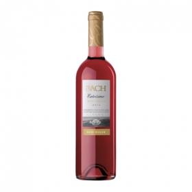 Vino D.O. Cataluña rosado Extrísimo semidulce Bach 75 cl.