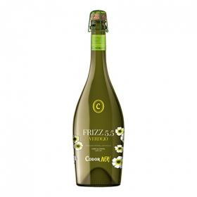 Espumoso blanco verdejo Frizz 5.5