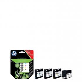 Pack de 4 Cartuchos de Tinta  932XL/933XL
