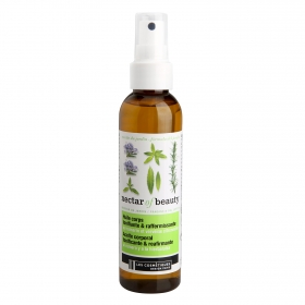 Aceite corporal tonificante y reafirmante al romero y a la hierbaluisa