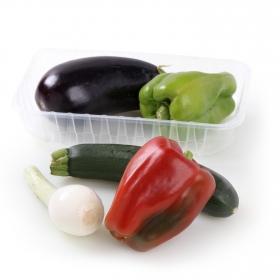 Verduras barbacoa  bandeja 300 g aprox