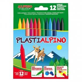 Ceras Plásticas Varios Colores