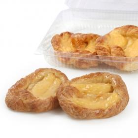 Orejas con crema Carrefour 4 ud
