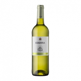 Vino D.O. Rueda blanco verdejo Ederra 75 cl.
