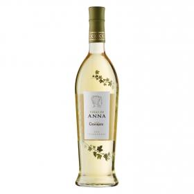 Vino D.O. Cataluña blanco Chardonnay Viñas de Anna 75 cl.