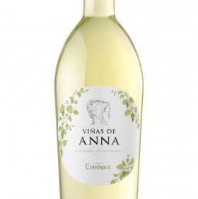 Viñas de Anna Chardonnay Blanco 2017