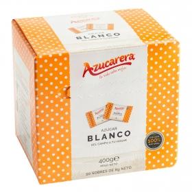 Azúcar blanco en sobres Azucarera 50 unidades de 8 g.