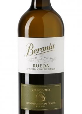 Beronia Blanco 2017