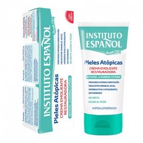 Crema emoliente restauradora para pieles atópicas