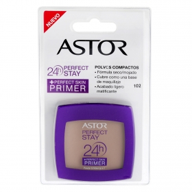 Polvos compactos Perfect Stay 24h nº 102