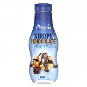 Sirope sabor chocolate Mary Lee 300 g.