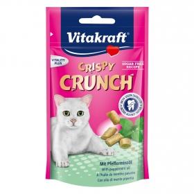 Snack Crispy Crunch Dental para Gatos