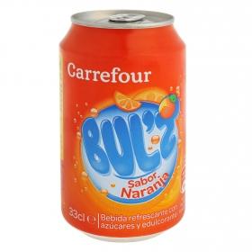Refresco de naranja Bul'z