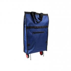 Bolsa de compra plegable de  Bolsa poliéster 32 x 15 x 55 cm -