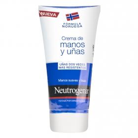 Crema de manos y uñas Neutrogena 75 ml.