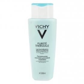 Leche bálsamo desmaquillante Pureté Thermale Vichy 200 ml.