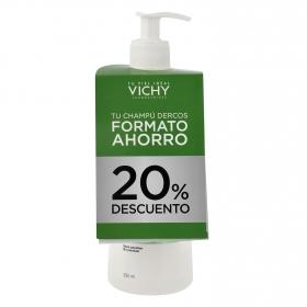 Champú anticaspa Dercos Vichy 400 ml.