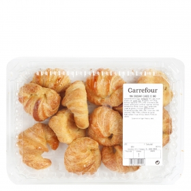 Mini croissant clásico
