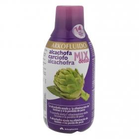 Arkofluido alcachofa mix Arkopharma 250 ml.