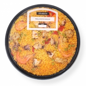 Paella familiar mixta Royal 1 kg