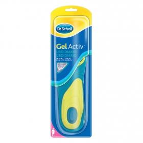 Plantilla Gel Activ uso diario para mujer