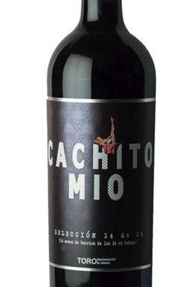 Cachito Mío Tinto con crianza 2014
