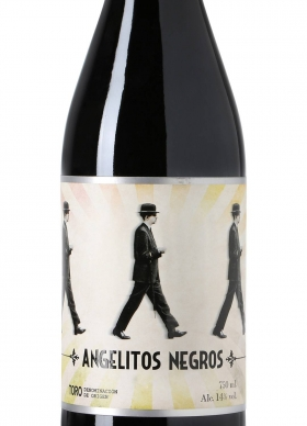 Angelitos Negros Tinto con crianza 2016