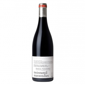 Vino D.O. Madrid tinto Treintamil Maravedies 75 cl.