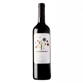 Vino D.O. Rioja tinto La Vendimia 75 cl.
