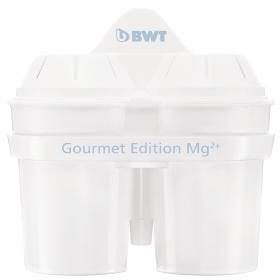 Set 2+1 Filtros de agua con Micropartículas BWT Initium  - Blancos